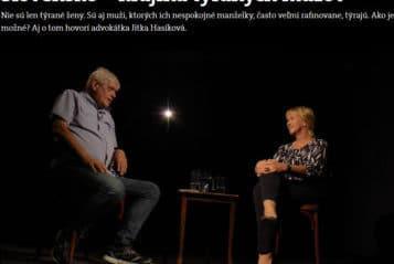 Slovensko – krajina týraných mužov